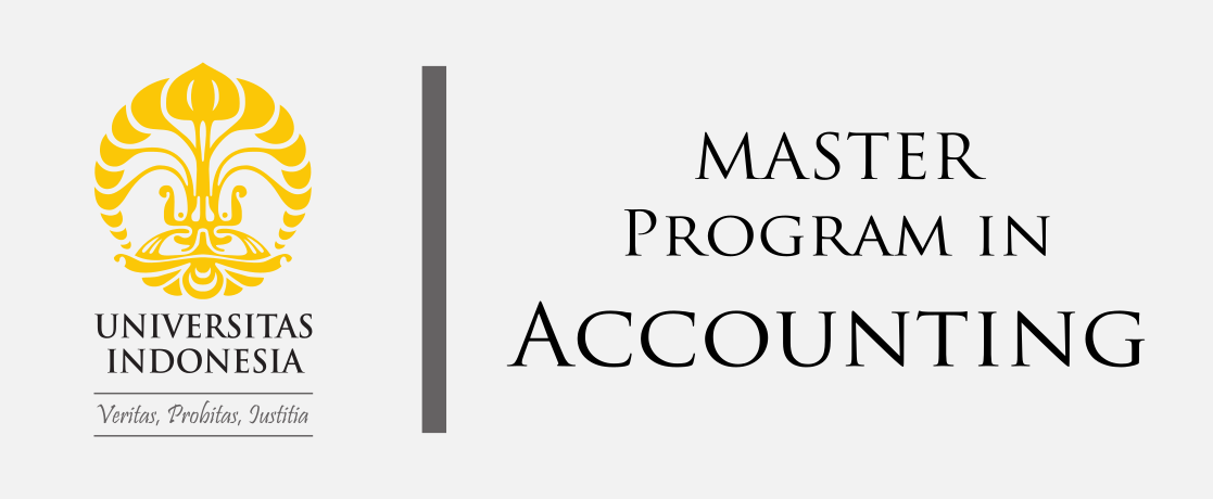 Master Program in Accounting