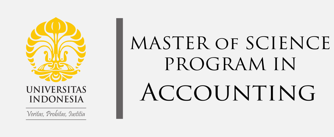 Master of Science Program in Accounting