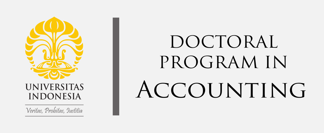 Doctoral Program in Accounting